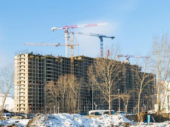 Фото Жилой комплекс ТИХИЕ ЗОРИ, дом 1 (Красстрой), Ход строительства 5 декабря 2017