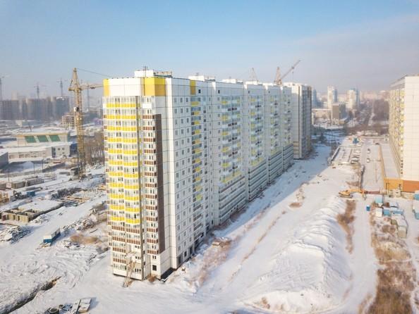 Фото Жилой комплекс Иннокентьевский, 3 мкр, дом 3, Ход строительства 8 февраля 2019
