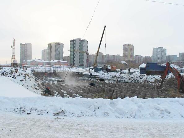 Фото Жилой комплекс КУЗЬМИНКИ, дом 13, Ход строительства январь 2019