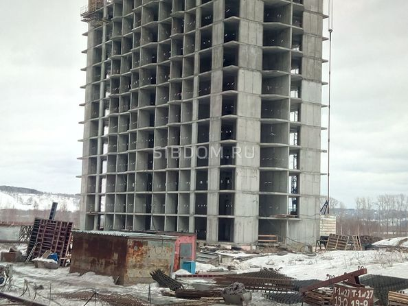 Фото Жилой комплекс ЦВЕТНОЙ БУЛЬВАР, дом 18, корпус 6, март 2018