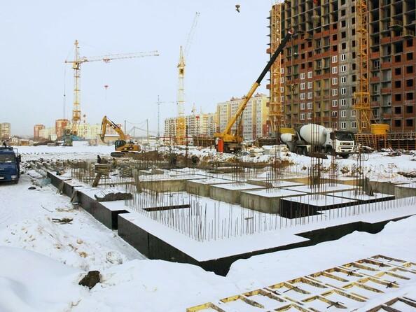 Фото Жилой комплекс КУЗЬМИНКИ, дом 13, Ход строительства декабрь 2018