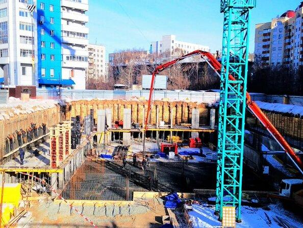 Фото Жилой комплекс РАСЦВЕТАЙ НА МАРКСА, дом 1, Ход строительства март 2019