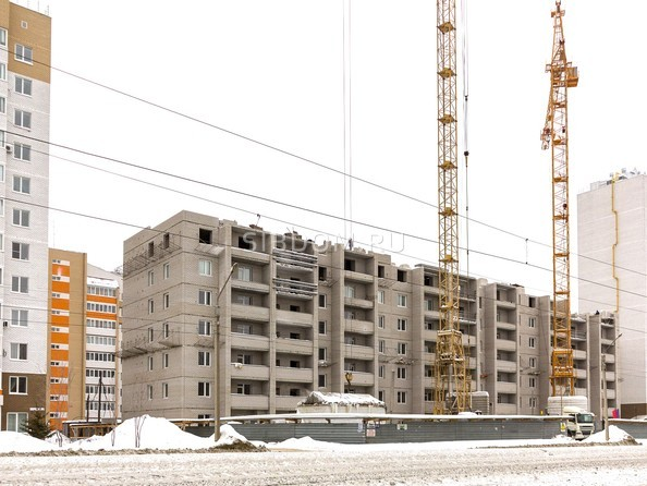 Фото Жилой комплекс Антона Петрова, 221д, Ход строительства январь 2019