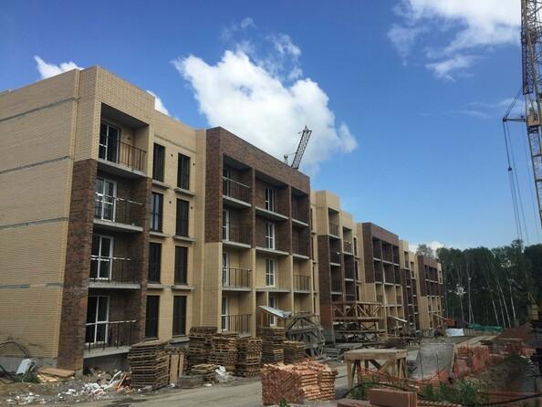 Фото Жилой комплекс СВОБОДА, дом 8, Ход строительства июнь 2019