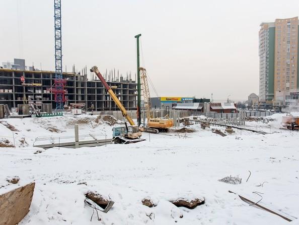 Ход строительства 24 декабря 2020