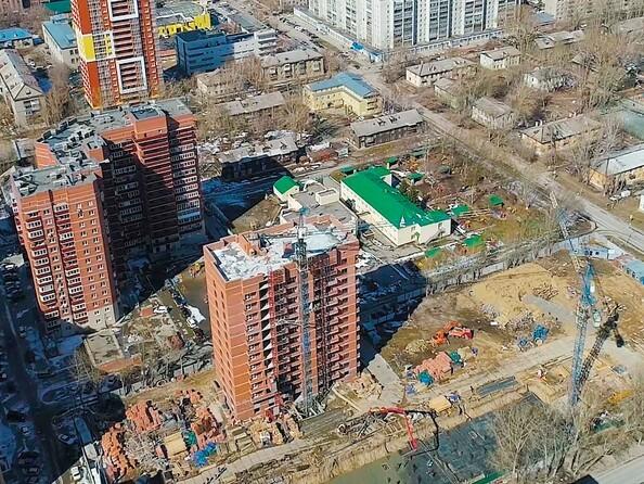Фото Жилой комплекс ТРАДИЦИИ, дом 1, Ход строительства апрель 2019