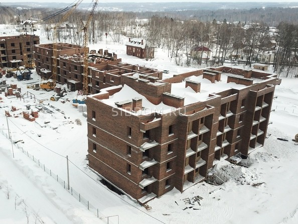 Ход строительства март 2019