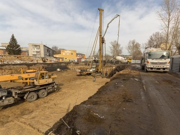 Фото МАЯКОВСКИЙ, Ход строительства март 2019