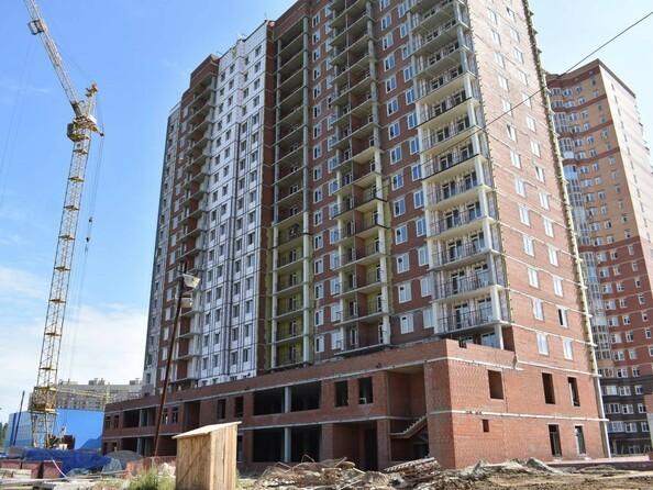 Фото Жилой комплекс РОДНИКИ, дом 453, Август 2018