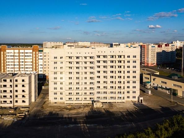 Фото Жилой комплекс Деповская, 48, август 2018