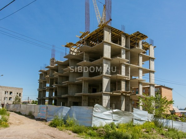 Ход строительства 18 июня 2020