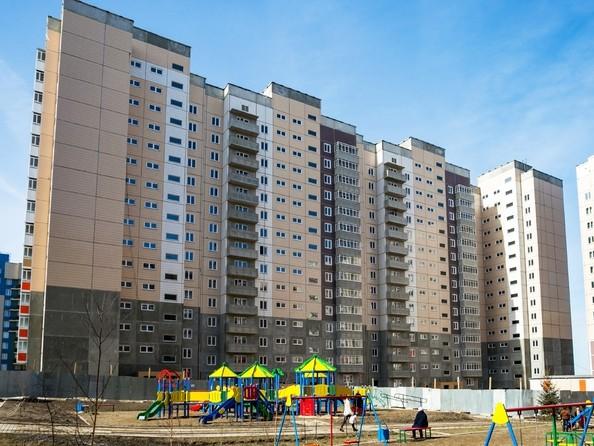 Фото Жилой комплекс Покровский, 3 мкр, дом 5, 6 апреля 2018