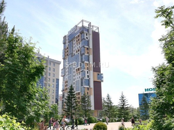 Фото Жилой комплекс КЛАРУС-ПАРК, Июнь 2018