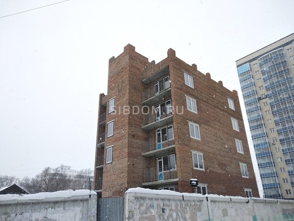 Фото Жилой комплекс ТИХВИНСКИЙ КВАРТАЛ (Степная,42), Ход строительства 13 февраля 2019