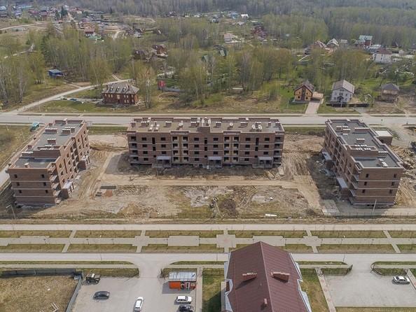Фото Жилой комплекс Да Винчи, дом 5, Ход строительства май 2019