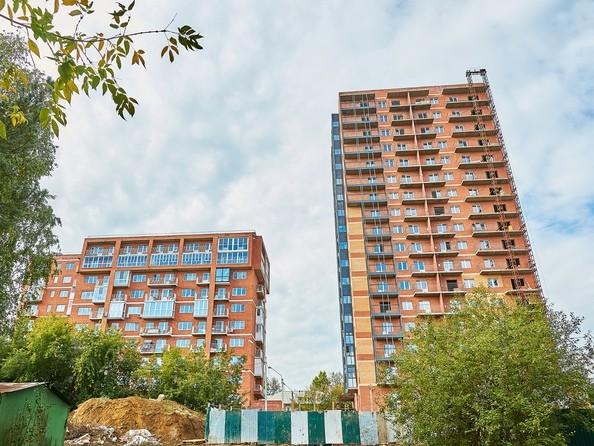 Фото Жилой комплекс ДОМ У ЗАЛИВА, Ход строительства 19 сентября 2018
