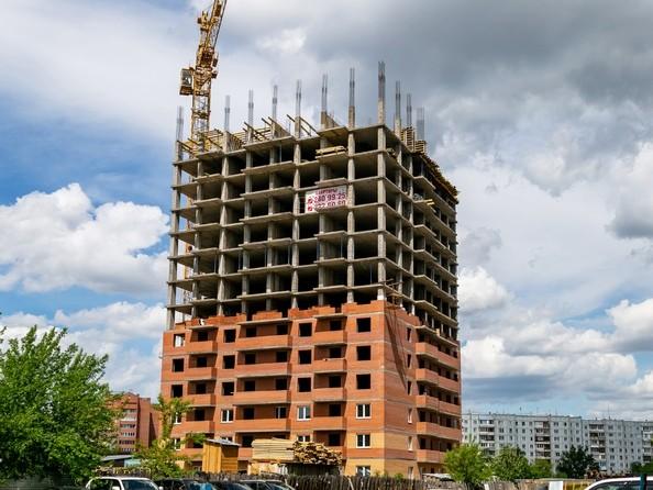 Фото Жилой комплекс Мате Залки - Шумяцкого, Ход строительства 11 июня 2019