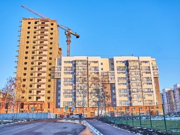 Фото Жилой комплекс ЭВОЛЮЦИЯ, 1 оч, 1-9, 1-10 б/с , Ход строительства 1 ноября 2017