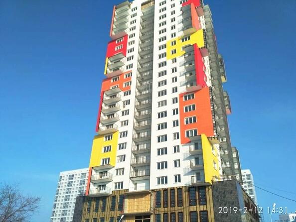 Фото Жилой комплекс АКВАРЕЛЬ, Ход строительства 12 февраля 2019