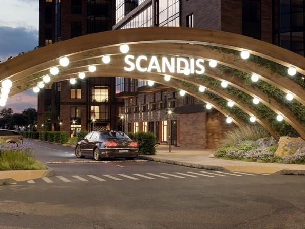 Картинки Микрорайон SCANDIS (Скандис), дом 4