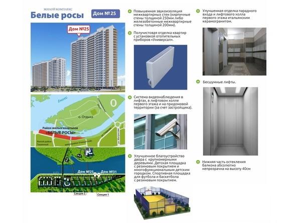 Картинки Жилой комплекс БЕЛЫЕ РОСЫ, дом 25