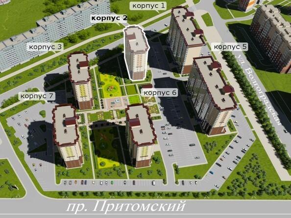 Картинки Жилой комплекс ЦВЕТНОЙ БУЛЬВАР, дом 18, корп 1