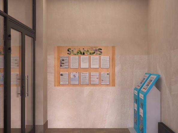 Картинки Жилой комплекс SCANDIS (Скандис), дом 10
