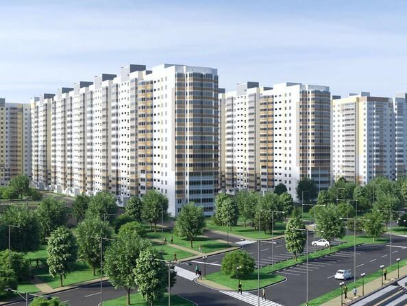 Картинки Жилой комплекс Иннокентьевский, 3 мкр, дом 6