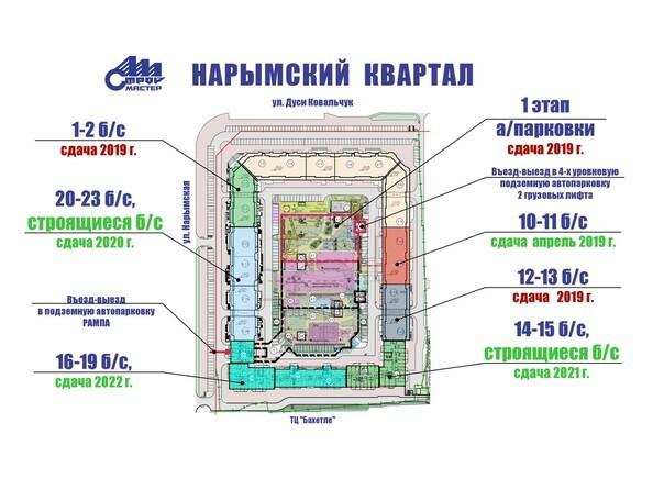 Картинки Жилой комплекс Нарымский квартал (Дом на Плановой), 20-21 б/с