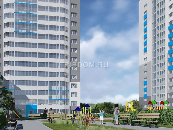 Картинки Жилой комплекс ВРЕМЕНА ГОДА, дом 2