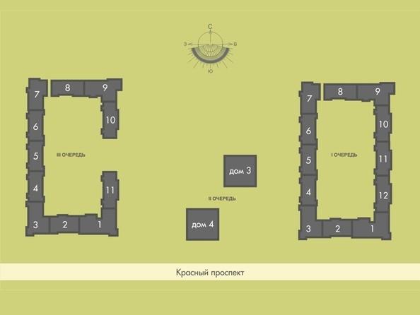 Картинки Жилой комплекс СЕВЕРНАЯ КОРОНА, 3 очередь, дом 2