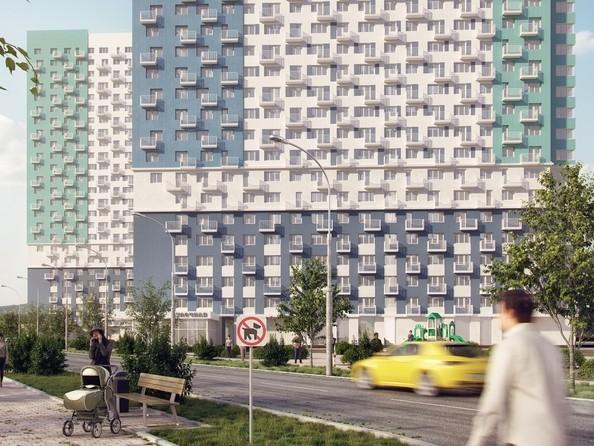 Картинки Жилой комплекс ПРЕОБРАЖЕНСКИЙ, дом 13