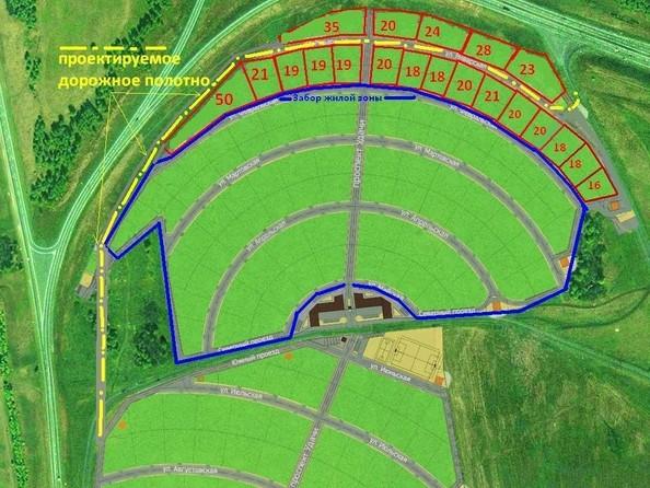 Продам  земельный участок, 450 соток, Времена года коттеджный поселок. Фото 1.