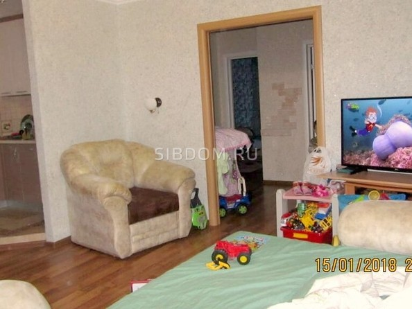 Продам 3-комнатную, 59.2 м², Анатолия ул, 39. Фото 5.