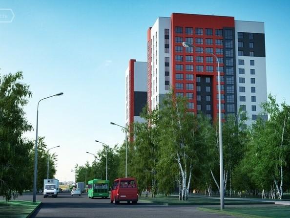Продам 1-комнатную, 36.8 м2, Юрина ул, 168К. Фото 5.