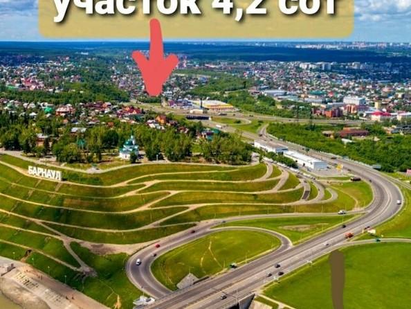 Продам  участок ИЖС, 420 соток, Барнаул. Фото 2.