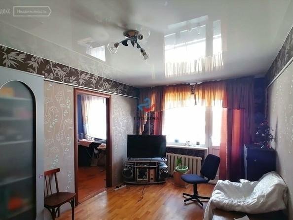 Продам 3-комнатную, 54.5 м², Алейский пер, 35. Фото 1.