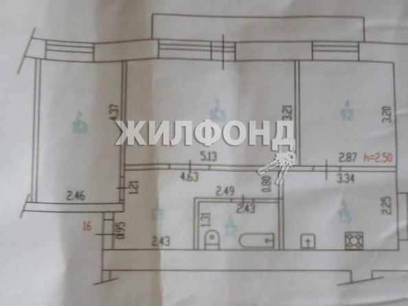 Продам 3-комнатную, 55.9 м², Ленина пр-кт, 96. Фото 19.