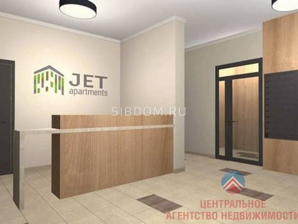 Продам 1-комнатную, 26 м2, Железнодорожная ул, 13. Фото 10.