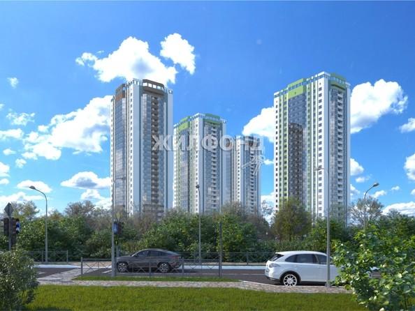 Продам 2-комнатную, 64.18 м2, ГУРЬЕВСКАЯ, дом 1, к2. Фото 3.