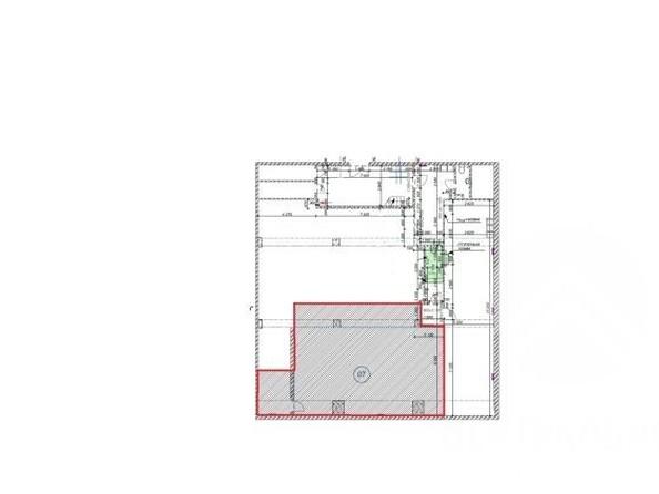 Сдам торговое помещение, 97.2 м², Доватора ул. Фото 6.