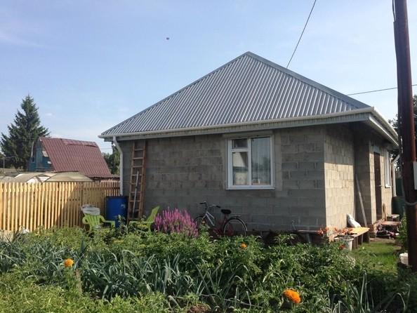 Продам дом, 50 м², Омск. Фото 1.