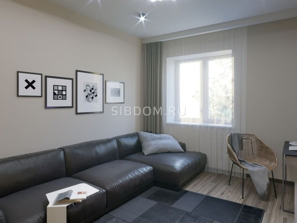 Продам 2-комнатную, 60.3 м², ЕНИСЕЙСКИЙ, дом 1. Фото 5.