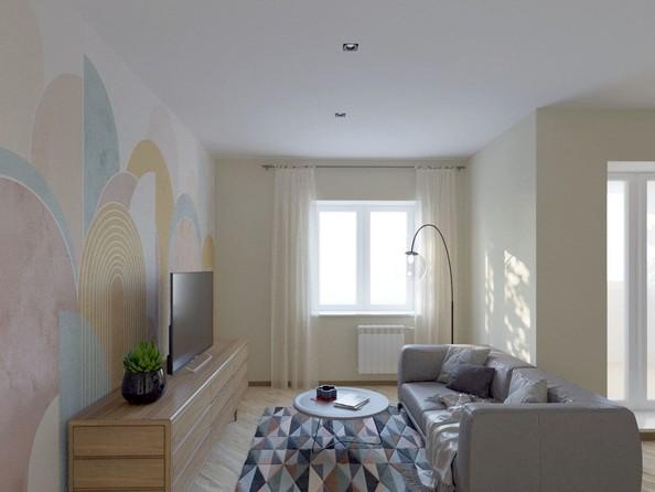 Продам 2-комнатную, 61.61 м², ЕНИСЕЙСКИЙ, дом 1. Фото 4.