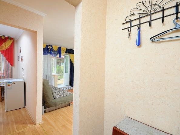 Сдам посуточно в аренду 1-комнатную квартиру, 25 м², Омск. Фото 8.